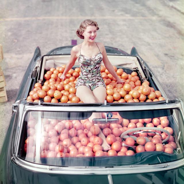 Fruta en abundancia