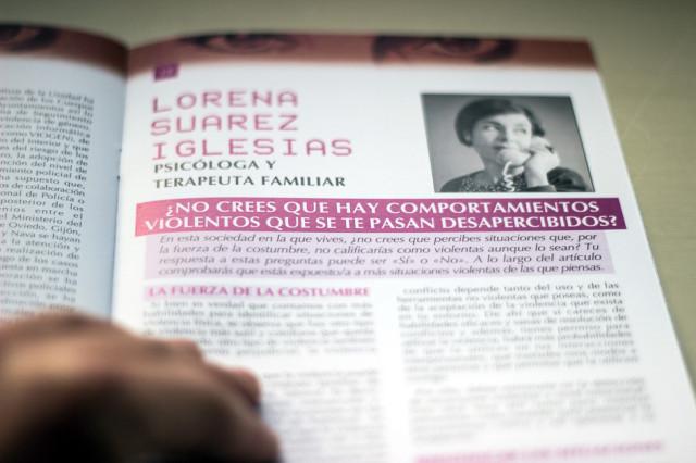Revista «Nosotras»