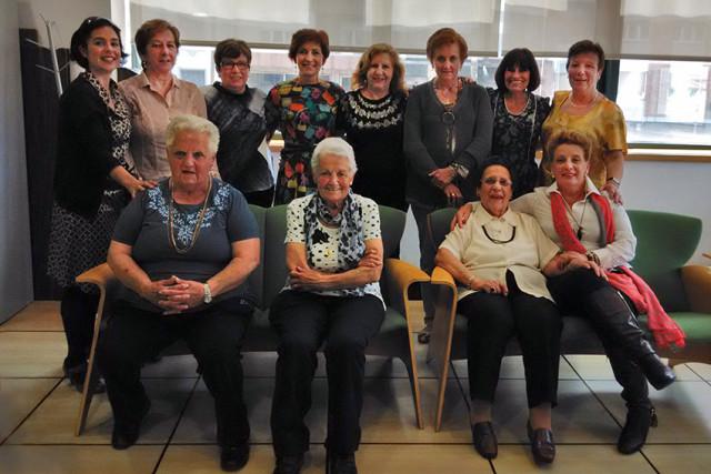 Grupo de mujeres de Laviana