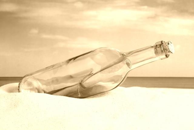 Mensaje en la botella