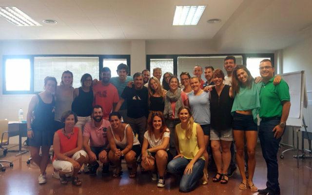 I Promoción del Máster en psicología y coaching del deporte y de la actividad física en Florida Universitaria, Valencia