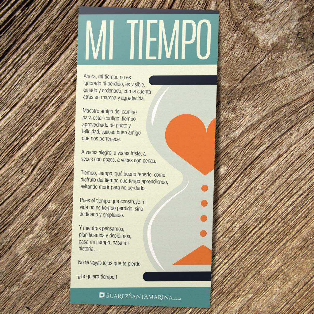 «Mi tiempo»